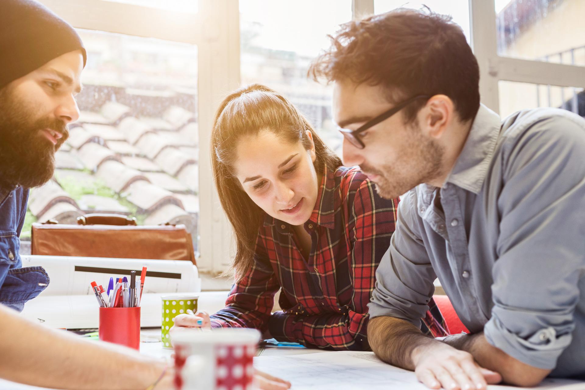studenti ap a top-up programu v Dansku